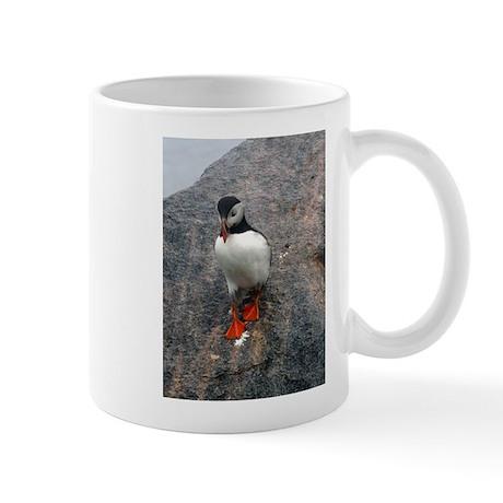 Puffin Sliding Mug
