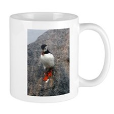 Puffin Sliding Small Mug