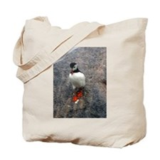 Puffin Sliding Tote Bag
