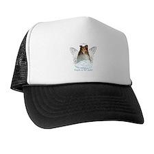 Collie 5 Trucker Hat