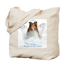 Collie 5 Tote Bag