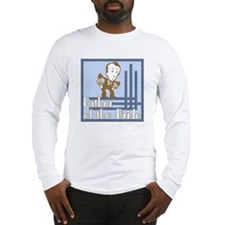 Deco Father of the Bride Long Sleeve T-Shirt