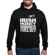 Irish Honey Badger - Hoodie