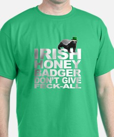 Irish Honey Badger - T-Shirt