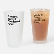 Mst3k Drinking Glass