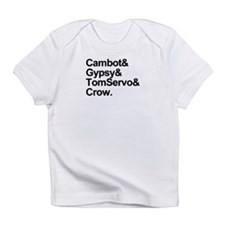 Cute Mysterious Infant T-Shirt