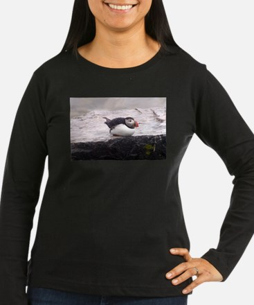 Puffin Sitting T-Shirt
