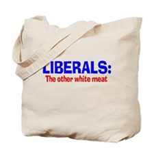 The Other White Meat Tote Bag