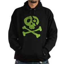 Funny St. Patty's Pirate Hoodie