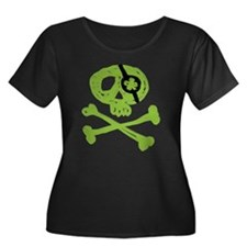 Funny St. Patty's Pirate T