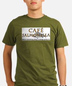 Cafe Salmonella T-Shirt