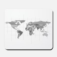 Wear the World Mousepad