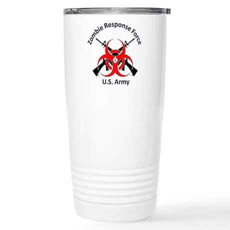 Zombie Response 2 Stainless Steel Travel Mug