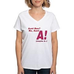 Aunt Bee? No Aunt A or A+ Shirt