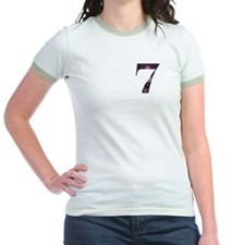 Unique 7 lucky number T