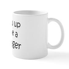 Grow Up Sales Manager Mug
