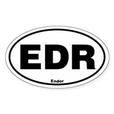 Endor Euroval Decal