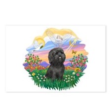Guardian-ShihTzu#21 Postcards (Package of 8)