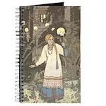 Bilibin's Vasilissa the Beautiful Journal