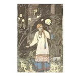 Bilibin's Vasilissa the Beautiful Postcards (Packa