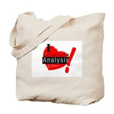 I love behavior analysis Tote Bag