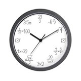 Math teacher Basic Clocks