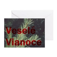 Slovak Christmas Cards (Pk of 10)