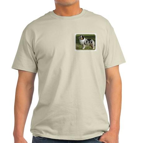 Shetland Sheepdog 9J089D-04 Light T-Shirt