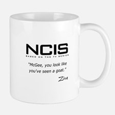 NCIS Ziva David Seen a Goat Quote Mug