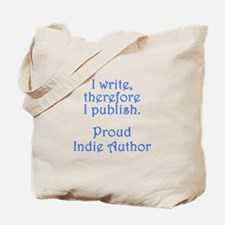 Proud Indie Author Tote Bag