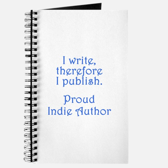 Proud Indie Author Journal