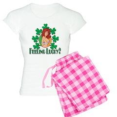 Feeling Lucky - Luck of the Irish Pajamas