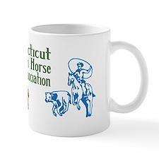 CT Ranch Horse Mug