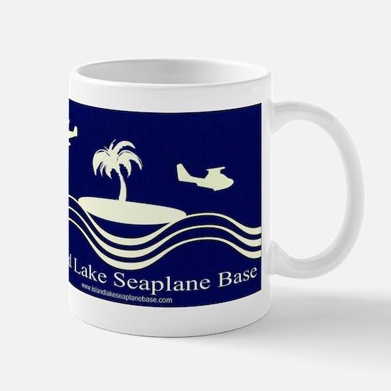 Island Lake Seaplane Base Mug