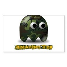 Ted The Soldier Decal