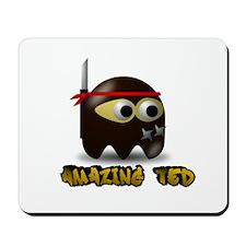 Ted The Ninja Mousepad
