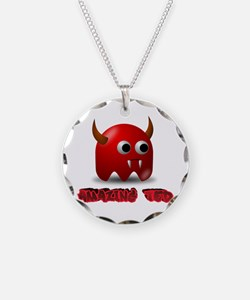 Ted The Little Devil Necklace