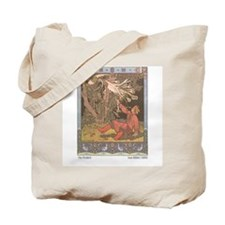 Bilibin's Firebird Tote Bag