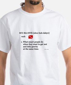Scuba-Dive Definition Shirt