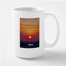 Apostles' Creed Large Mug
