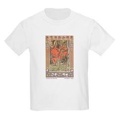 Bilibin's Red Horseman Kids T-Shirt