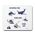 Air Medical Team Mousepad