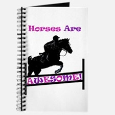 Horses Are Awesome Journal