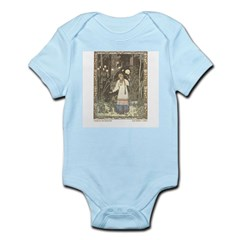 Bilibin's Vasilissa the Beautiful Infant Creeper