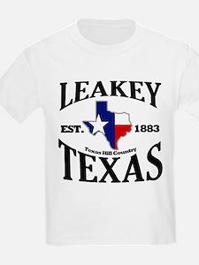 Leakey, Texas T-Shirt