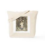 Bilibin's Vasilissa the Beautiful Tote Bag