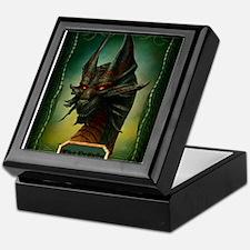 Beware The Dragon Keepsake Box