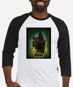 Beware The Dragon Baseball Jersey