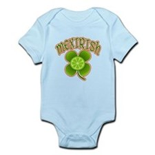 mex-irish Infant Bodysuit