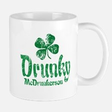 Drunky McD Mug
